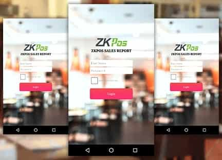 ZKTeco POS – POS Terminals | POS Software and POS Accessories